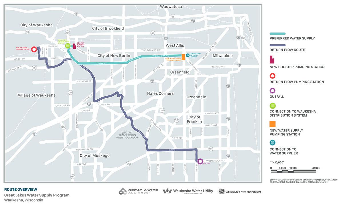 Complete Route Map - Press Release